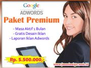 Paket Adwords Premium